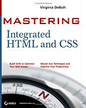 Buchtitel: Mastering Integrated HTML and CSS
