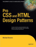 Buchtitel: Pro CSS and HTML Design Patterns